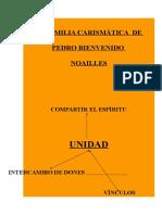 Nº10 La Familia Carismaìtica de Pedro Bienvenido Noailles