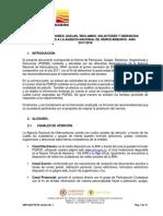 Informe PQRSD comparativo 2017 y 2018 K