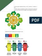 Reciclar é importante, permite poupar matérias primas, como o alumínio, o estanho, o petróleo, a madeira e a areia.pdf