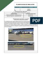 2.1 Planificacion de simulacro - ELIO S.A.C.