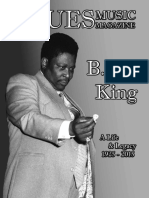 Blues Music Mag special BB KING issue