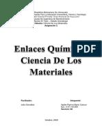 Asignación 2 - Ciencia De Los Materiales