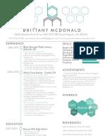 brittanym resume2020