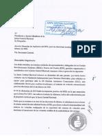 FP y PRM piden a la JCE informe sobre evaluación al sistema de votación