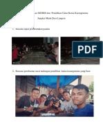 Dokumentasi Kegiatan MUBES dan  Pemilihan Calon Ketua Karangtaruna Jangkar Muda Desa Langere