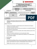 INFORME RECTIFICADO DE SUPERFICIES