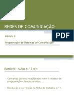 Apresentação_aula_3_4-Redes de Comunicação M6