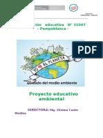 Plan de Educación Ambiental-2016