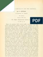 Cotteau 1893 Echinides Nouveaux 107a114