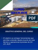 CURSO SX-CR-RCR
