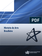 teorico - História da Arte Brasileira I