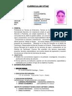 CURRICULUM VITAE de GLADYS AGUILAR.docx