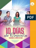 10 días de Oración 2020 Buscando el espíritu de Dios.pdf