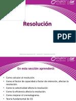 Resolucion de columna