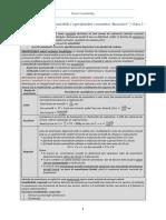 Bazele contabilitatii - Analiza contabilă a operațiunilor economico-financiare