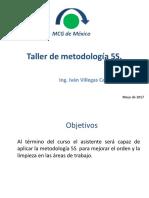 Curso Metodología 5S v2