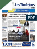 DIARIO LAS AMÉRICAS Edición digital del martes 14 de enero de 2020