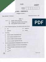 Plus2 Physics e Sep2009
