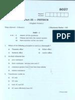 Plus2 Sep2007 Physics