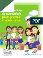 Con Las Medidas de Autocuidado Para Prevenir El Abuso Sexual Infantil