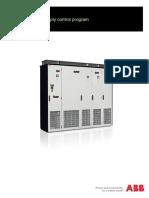 ACS880_Diode Supply Cntrl Prog_FW Manual_Rev B