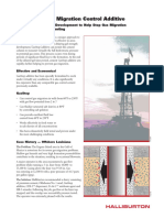 GasStop Gas Migration Control Additive