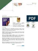 Fitoquímicos presentes nos alimentos - Só Nutrição