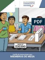 Cartilla de instrucciones para miembros de mesa convencional OK_baja