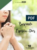 10 dias de oración 2020