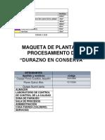 DISEÑO DE PLANTA LEYENDA