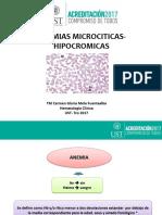 Anemias micro-hipo pptx