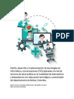 Proyecto Telemedicina Bolivar
