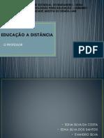 trabalho - educação a distancia.pptx