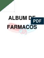 ALBUM DE FARMACOS