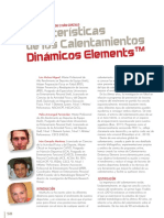 Calentamientos Elements