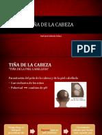 TIÑA DE LA CABEZA.pptx