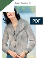 Knitting Cardigan Sweater 2
