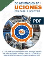 Brochure productos y servicios ECI 2019