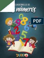 Cuadernillo de los numeros