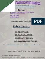 Presentación GLANDULAS TIROIDES