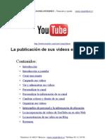 Publicacion de Videos en Youtube