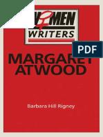 (Women Writers) Barbara Hill Rigney (auth.) - Margaret Atwood-Macmillan Education UK (1987)