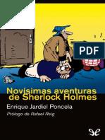 Jardiel Poncela, Enrique - Novísimas aventuras de Sherlock Holmes