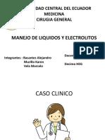 expo líquidos y electrolitos