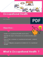 occupationalhealthpart1and2revisedfinalsummaryl