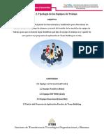 2. Lectura Tipología de los Equipos de Trabajoleido