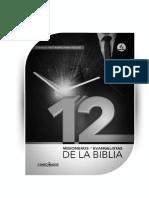 12-Sermones Evangelistas- Mipes 2020