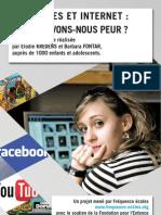 Jóvenes franceses e Internet 2010