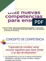 Diez Nuevas Competencias para Enseñar.ppt %5bAutoguardado%5d.ppt