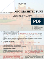 Grp-2 Mughal Architecture.ppt